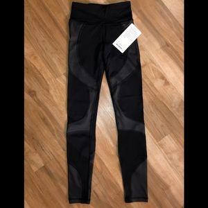 Women's Lululemon city core type 28' leggings NWT